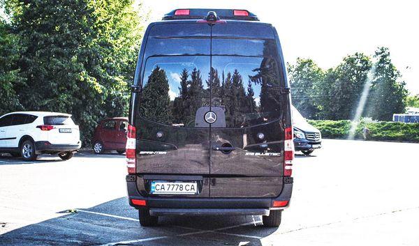 Mercedes Sprinter черный VIP заказать в киеве