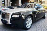 Прокат VIP авто Rolls Royce Ghost Киев цена