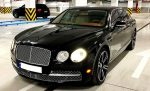 Bentley Continental Flying Spur 2015 W12 6.0 BiTurbo на прокат в Киеве
