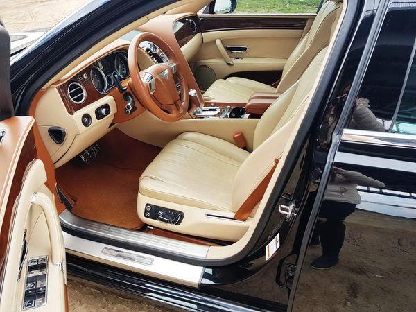 Bentley Continental Flying Spur 2015 W12 6.0 BiTurbo арендовать с воителем