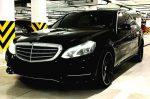 Аренда Mercedes Benz W212 E350 4matik facelift авто бизнес класса Киев цена