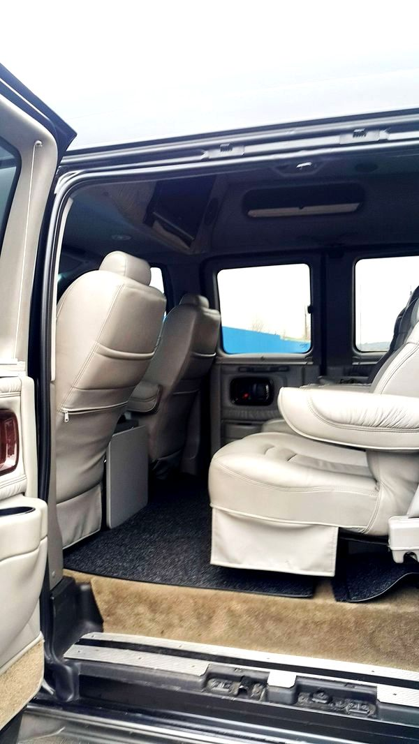 CHEVROLET EXPRESS LIMITED SE аренда киев