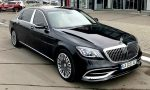 Аренда Mercedes-Benz Maybach S-Class на прокат Киев