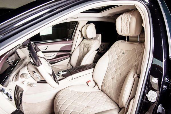 Mercedes-Benz Maybach S-Class арендовать на свадьбу