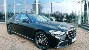 Mercedes-Benz W223 S-Class аренда вип авт мерседес 222 на свадьбу трансфер